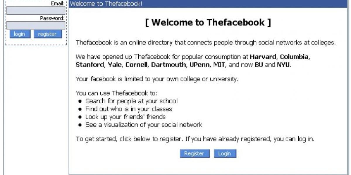 ¡Feliz cumpleaños Facebook! Así ha cambiado la red social