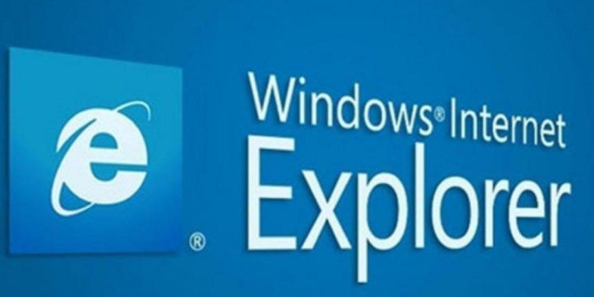 Falla en Internet Explorer les roba información confidencial