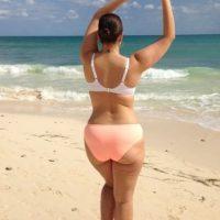 La modelo Ashley Graham tiene 26 años Foto:Vía Instagram: @theashleygraham