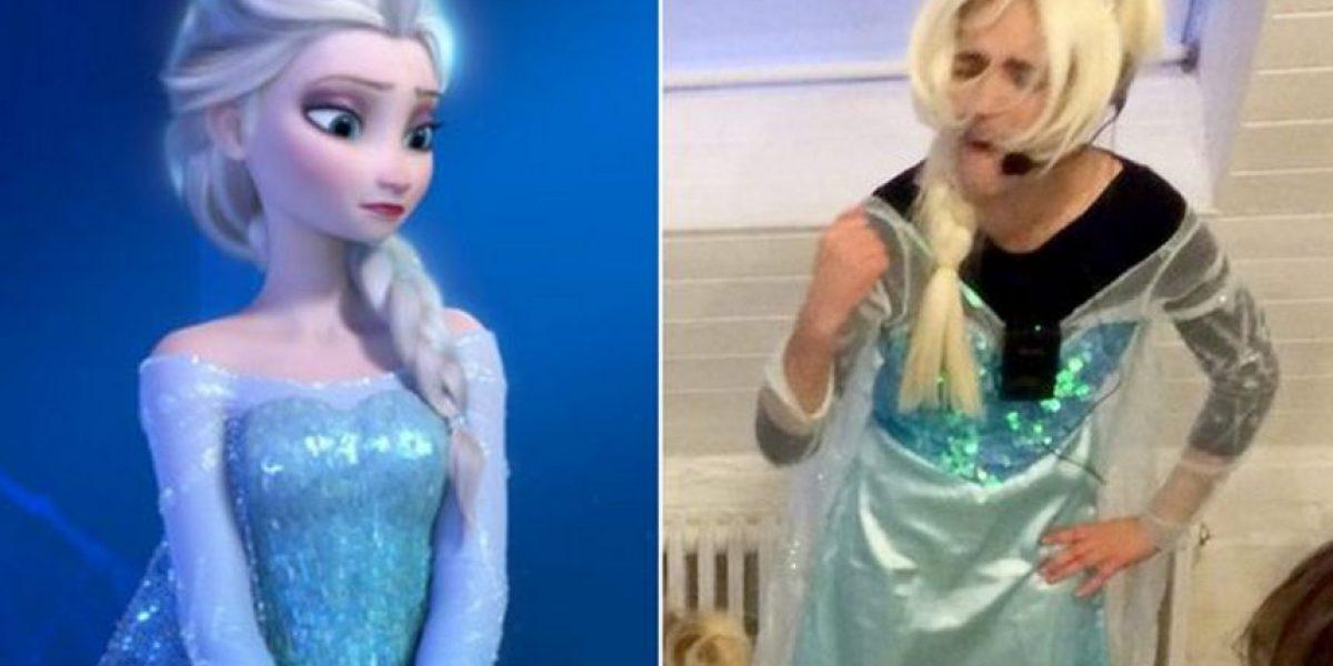 ¿Qué le pasó a Elsa de