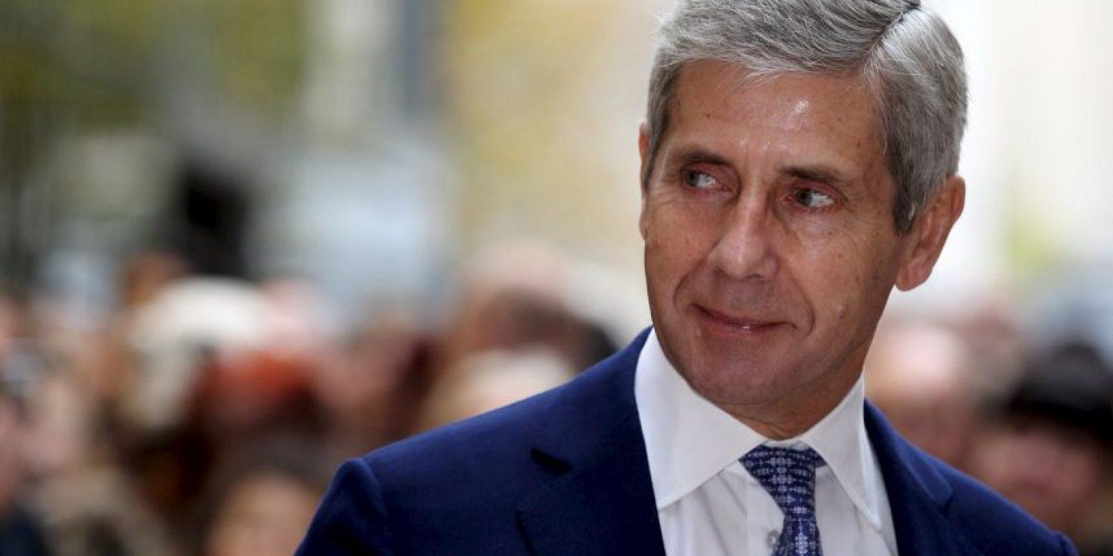 Stuart Rose, el británico experto en mercadotecnia también posee una nariz larga y distancia entre los ojos corta. Foto:Getty Images