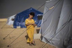 ISIS cobra por una niña de 10 a 20 años 129 dólares, de acuerdo a una lista filtrada por medios de Irak Foto:Getty Images