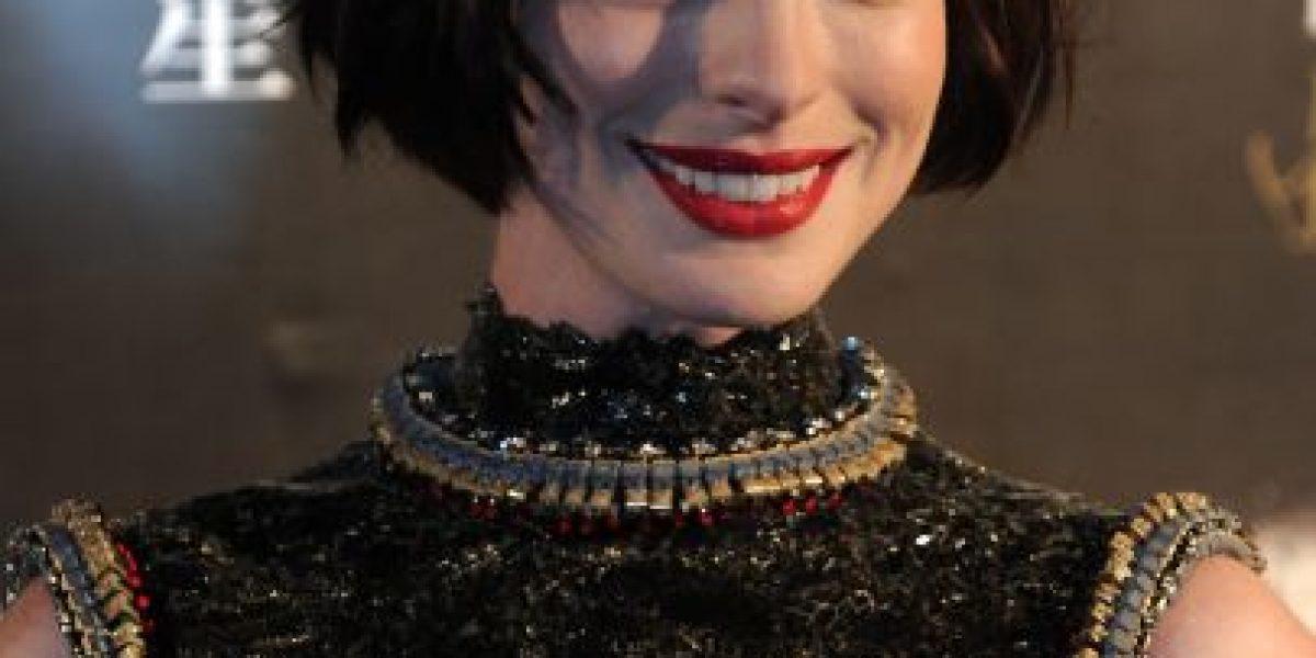 """Anne Hathaway: """"Aún tengo cosas por demostrar"""""""