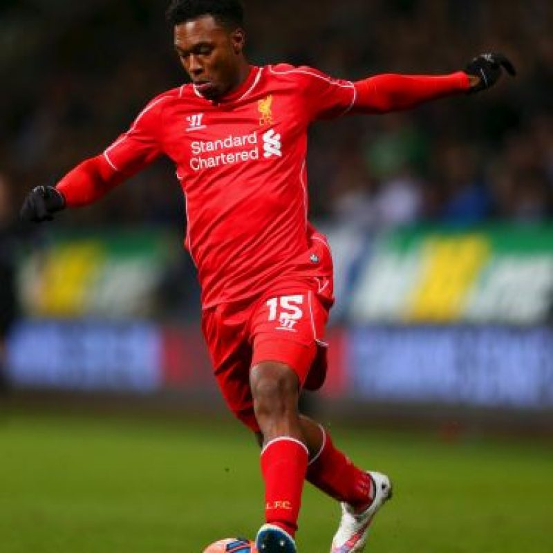 Daniel Sturridge – Inglaterra Foto: Getty Images