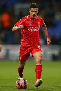 Philippe Coutinho – Brasil Foto:Getty Images