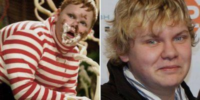 Philip Wiegratz era Augustus Gloop: Tiene 21 años. Ha actuado también en Lore (2012); Die wilden Hühner (2006) y Rubinrot (2013).