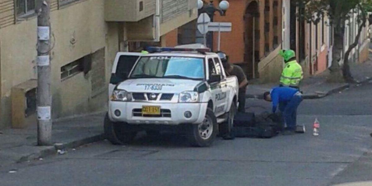 Alarma por explosivos cerca a la plaza de toros