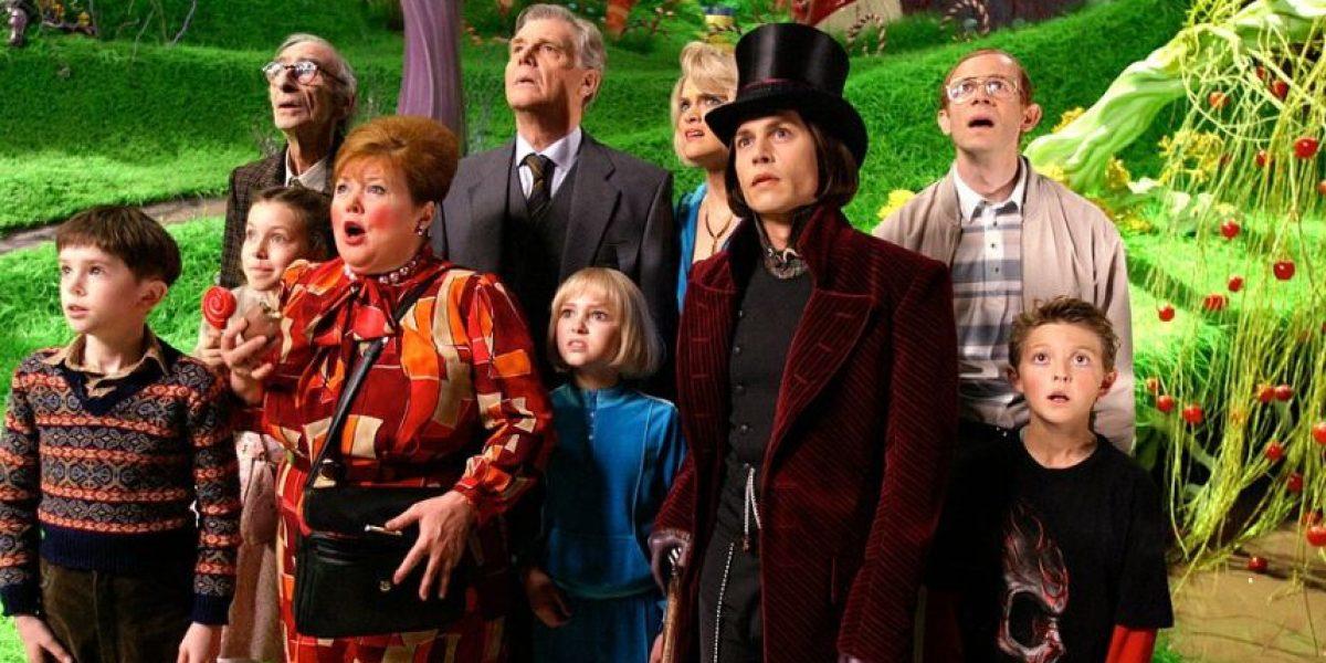 Diez años después, así están los niños de Charlie y la fábrica de chocolates
