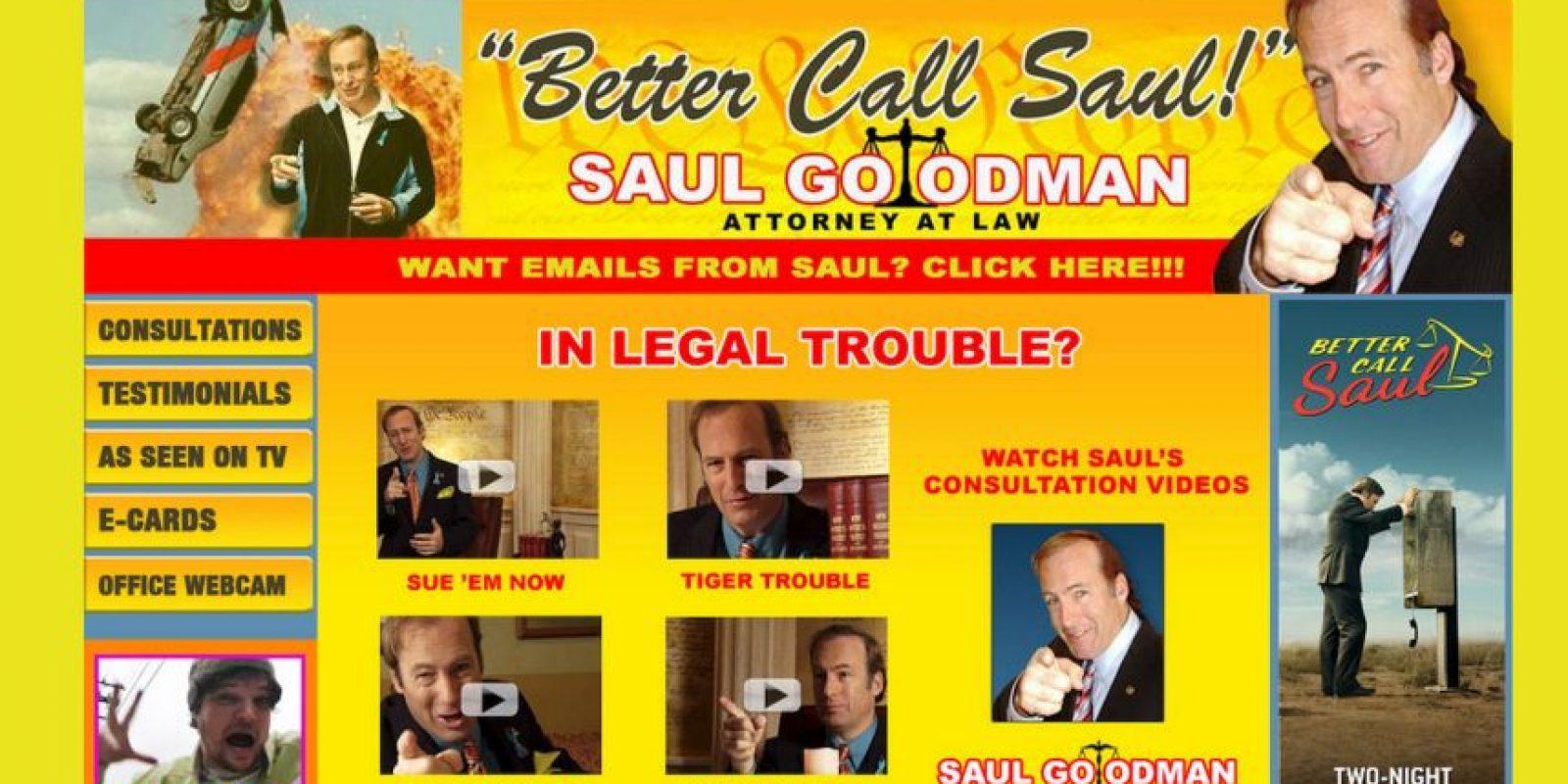 Foto:http://www.bettercallsaul.com/