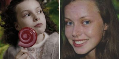 Julia Winter era Veruca Salt: Tiene 21 años. Ha actuado también en 'Dolphin Tale 2' (2014) y 'Dick and Dom in da Bungalow' (2006). Durante la famosa escena de las ardillas, estas fueron entrenadas específicamente para saltarle encima a Veruca.