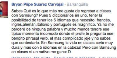 7) Bryan Suarez