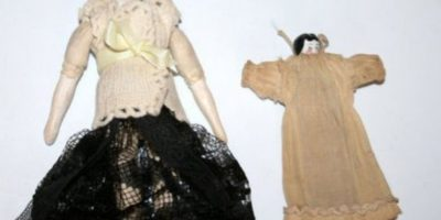 La muñeca perfecta para Merlina Adams Foto:Etsy