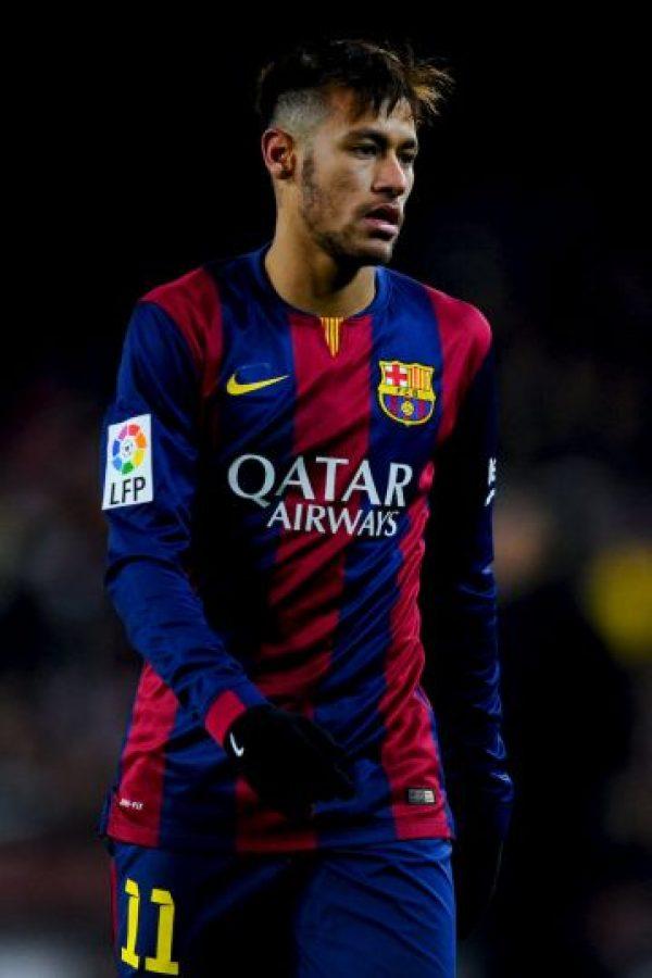 Neymar – Brasil Foto:Getty Images