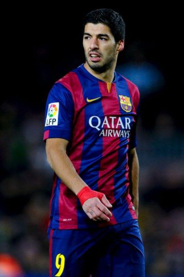 Lui Suárez – Barcelona Foto:Getty Images
