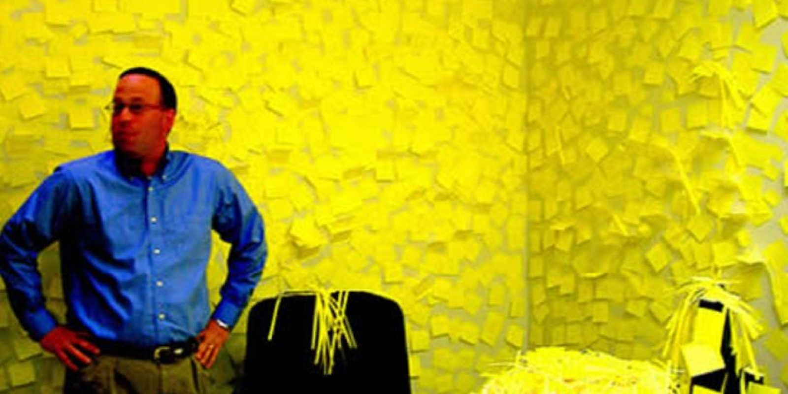 Si odian a alguien en la oficina… Foto:Prankked
