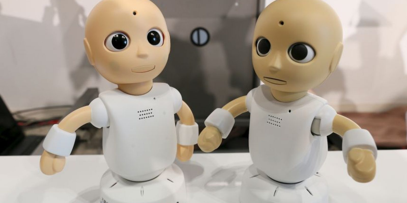 """CommU"", humanoides que les harán sentir compañía Foto:Getty Images"