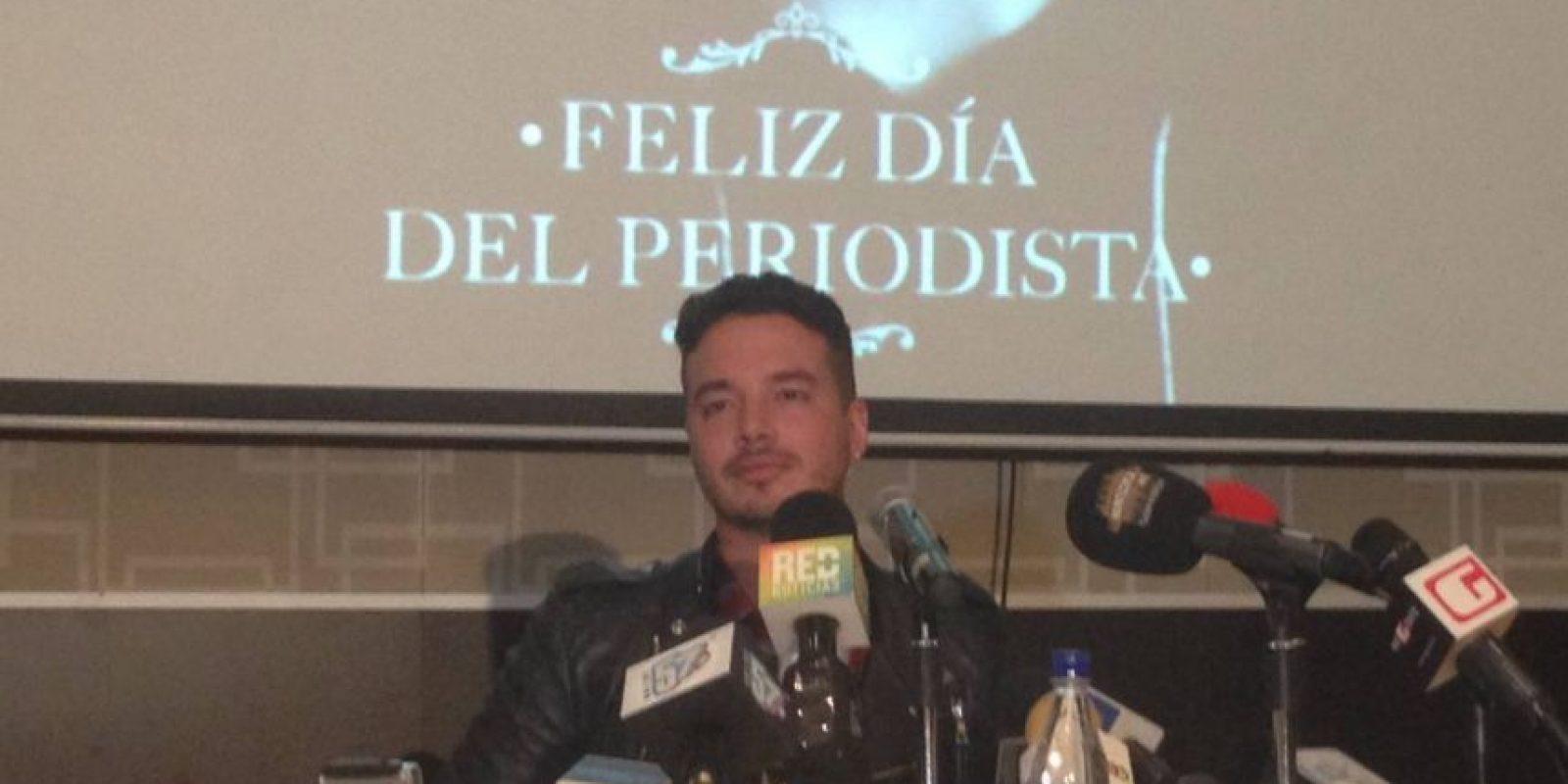 El artista retornó hoy mismo a Estados Unidos, donde continuará con la gira mundial de Enrique Iglesias y Pitbull Foto:Cindy Burgos / Publimetro