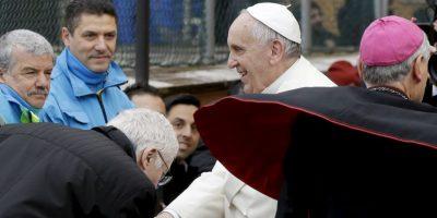 Los pobres son el pilar de su papado. Foto:AP