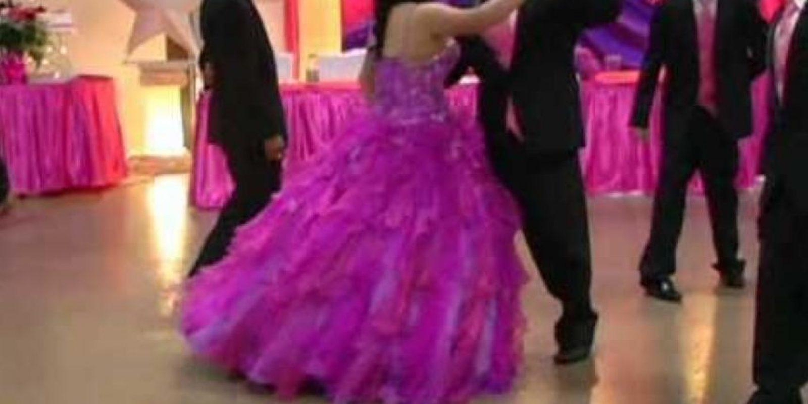 Falta el baile. Foto:Twitter