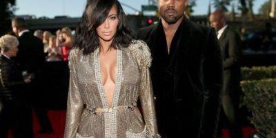 Kim Kardashian, tu bata de los 70 conmovió a todos. Foto:Getty Images