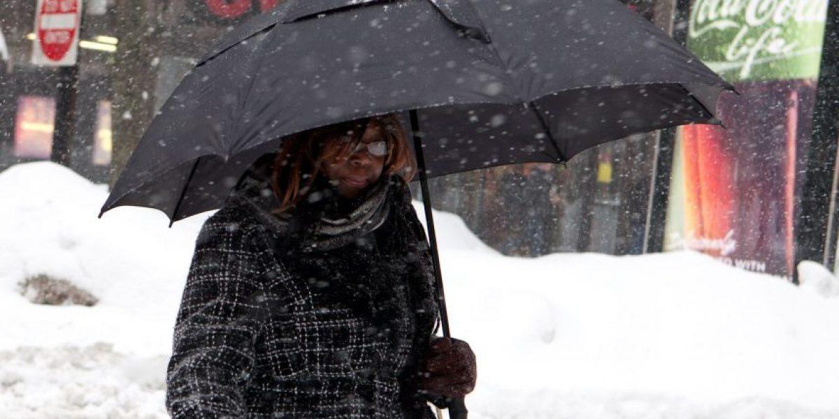 FOTOS: Se prevé más nieve sobre EE. UU. en San Valentín