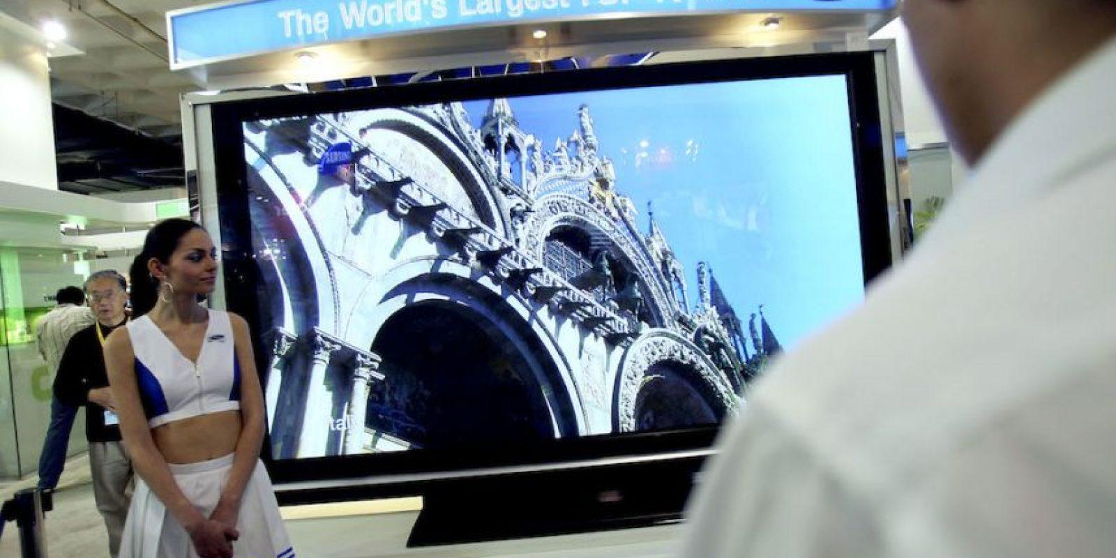Samsung asegura que esta función se utiliza exclusivamente para mejorar el desempeño del televisor. Foto:Getty Images
