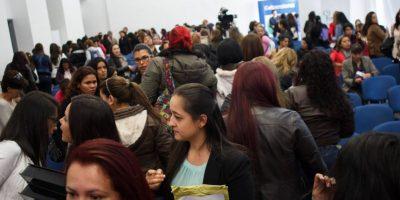 Alrededor de cien manicuristas serán las que inicialmente se formalizarán. Foto:Juan Pablo Pino / Publimetro