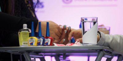 Se estima que son alrededor de 500 mil las manicuristas alrededor de la nación. Foto:Juan Pablo Pino / Publimetro