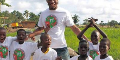 El jugador marfileño Didier Drogba tiene una fundación desde 2007. Foto:facebook.com/pages/Didier-Drogba