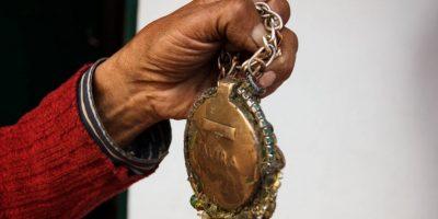 """Y está sobre una base """"en oro"""", sostuvo. Foto:Juan Pablo Pino / Publimetro"""