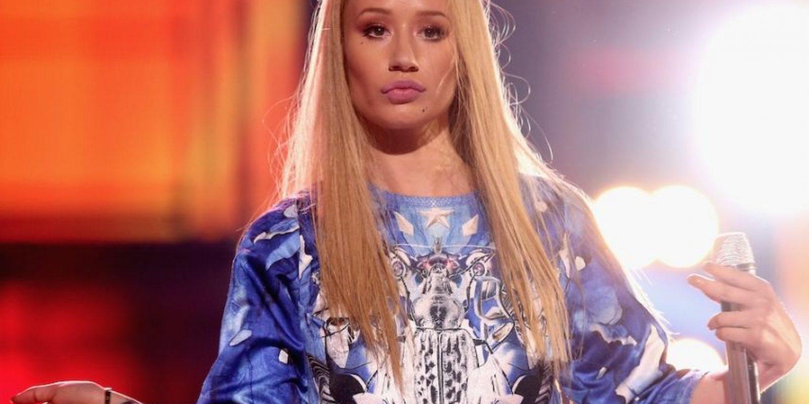 La rapera nació en Sydney, Australia Foto:Getty Images