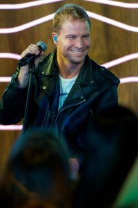 Brian Littrell ahora Foto:Getty Images