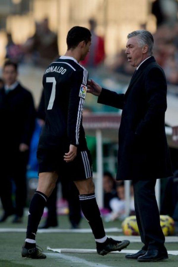 Al italiano lo busca el Manchester United Foto:Getty