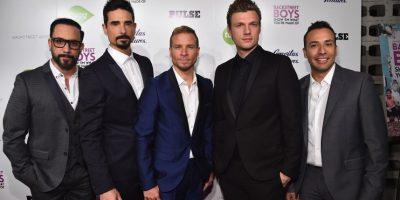 Backstreet Boys 2014 Foto:Getty Images