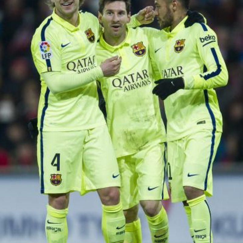 Son los dos clubes más poderosos que quedan con vida en la Copa del Rey Foto:Getty