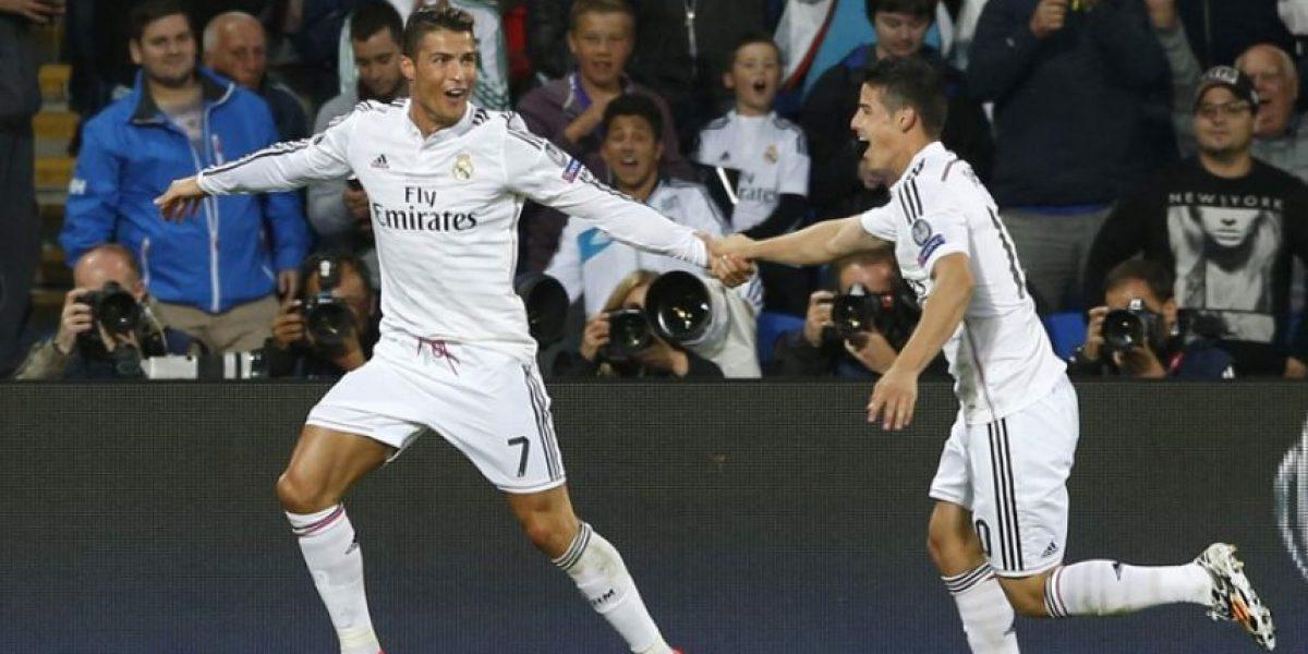 Revelan detalles desconocidos de la fiesta de Cristiano Ronaldo