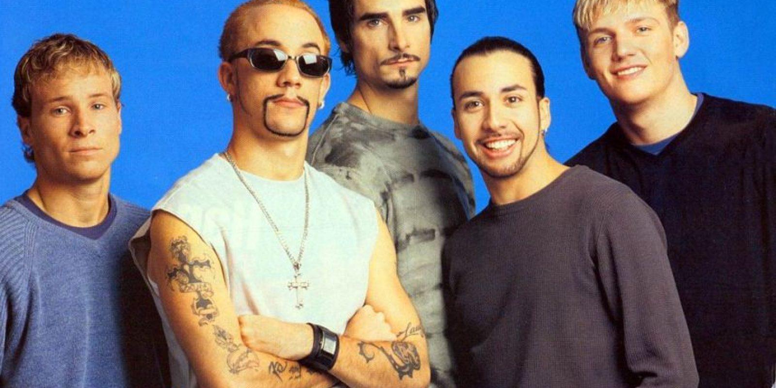 Backstreet Boys en los años noventa
