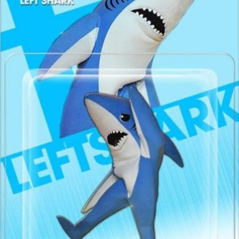 Alguien planeó vender las figuras de acción del #Leftshark Foto:Twitter