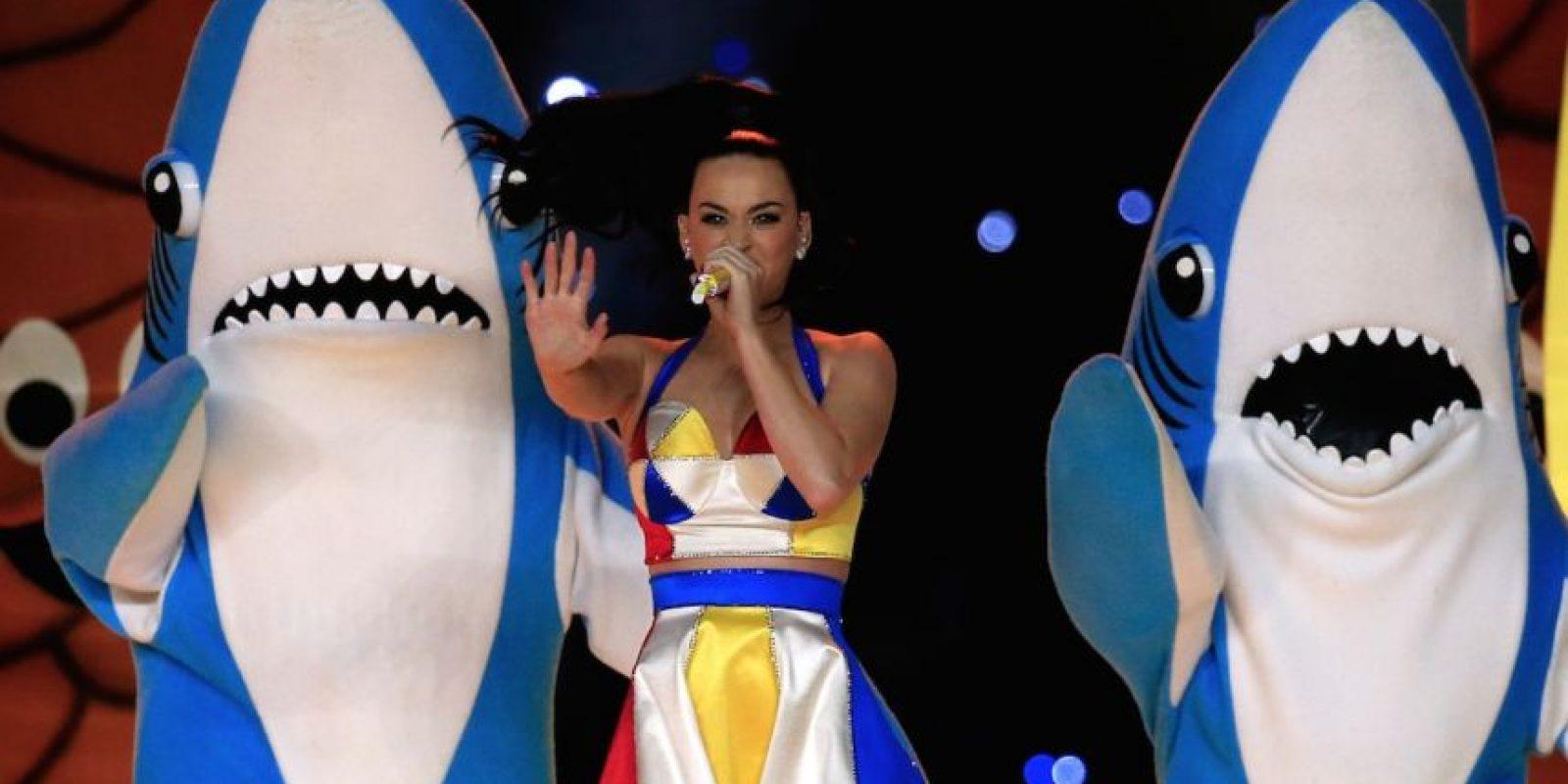Y aunque no se puede comercializar con este par, los usuarios de las redes sociales se sienten inspirados por los tiburones Foto:Getty Images