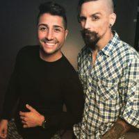 Rene y Renny en la actualidad. Foto:Instagram
