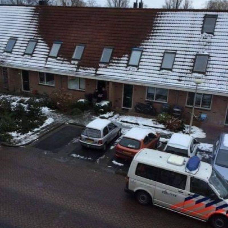 Agudas (presentes durante la intoxicación) Foto:Vía Twitter @POL_Haarlem