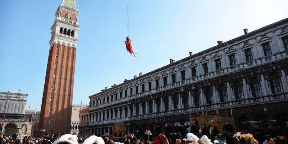 No solo Colombia, disfrute el Carnaval de Venecia