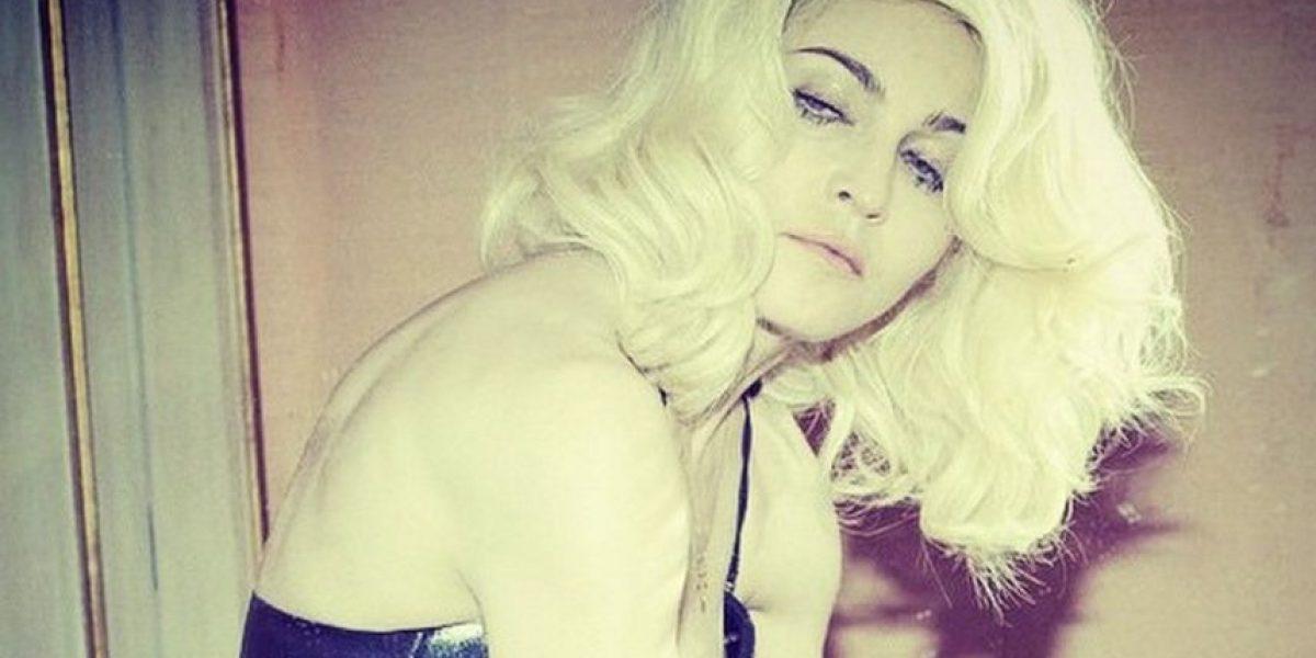 WTF! Madonna sorprende con una irreverente publicación en Instagram