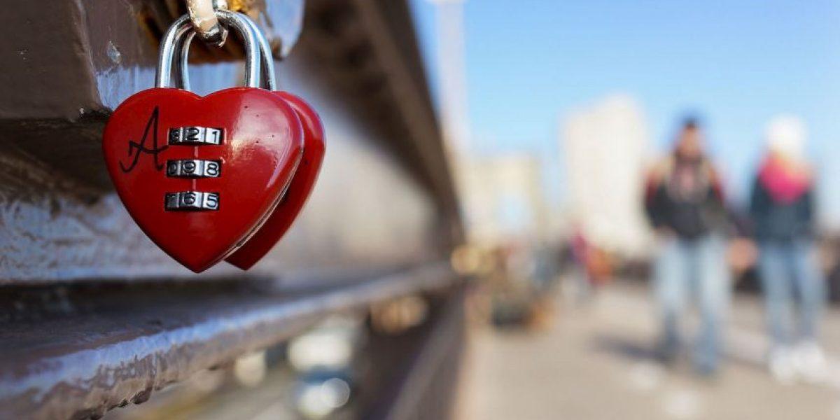 INFOGRAFÍA: Química del beso