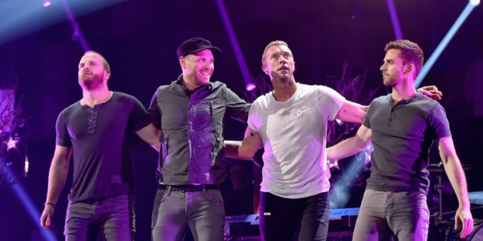 Coldplay Foto: Getty Images