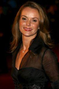 Ella es Amanda Holden Foto:Getty Images