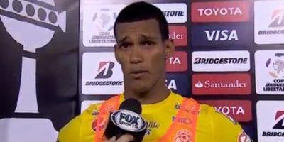Gelmin Rivas tuvo una actuación destacada con dos goles en el partido de vuelta Foto:Twitter