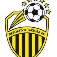 Este es el logo del Deportivo Táchira Foto:Twitter