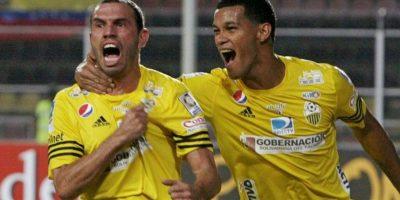Se convirtió en el primer club de Venezuela que supera la primera fase de la Copa Libertadores Foto:Twitter: @lexis_ivan