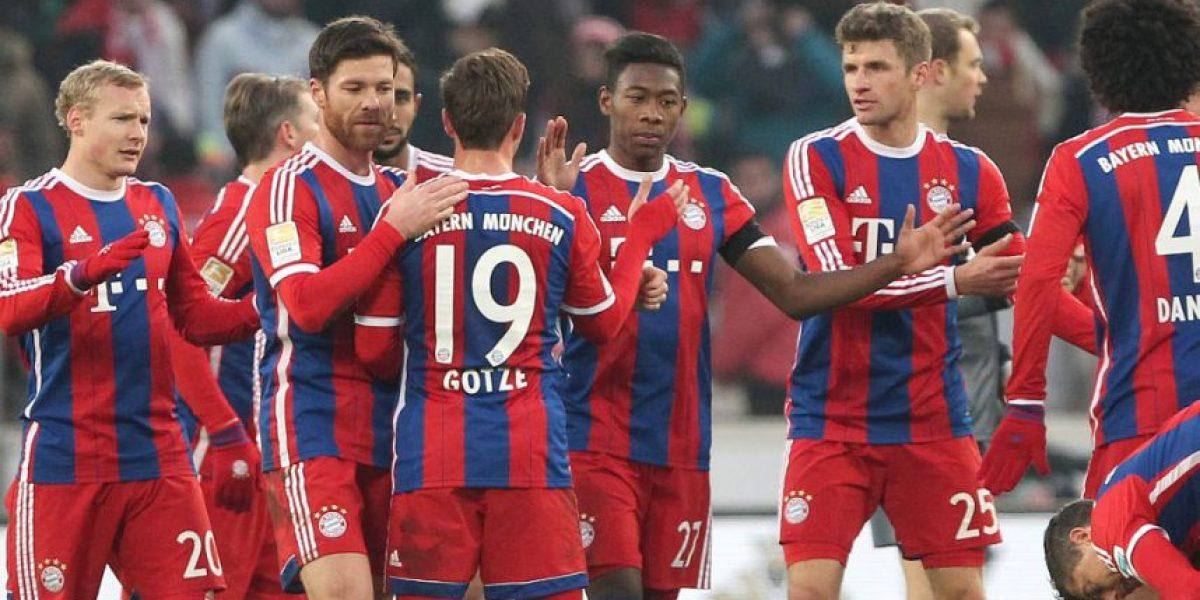 Ladrón logra botín de la sede del Bayern fingiendo ser jugador